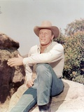 Peter Graves Portrait in Brown Hat