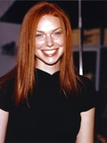 That 70s Show a Laura Prepon in Black Dress