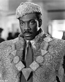 Eddie Murphy in Fur Coat POrtrait