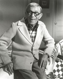 George Burns smiling in Formal Outfit Classic Portrait