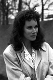 Barbara Hershey Portrait in Candid Shot