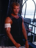 Thomas Jane Portrait Black Tank Top