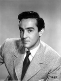 Vittorio Gassman Posed in Suit Portrait