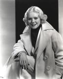 Alice Faye on Coat Portrait