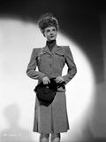 Vera Ellen on a Long Sleeve Dress Portrait