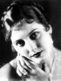 Thelma Todd Portrait in Classic