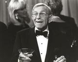 George Burns in Tuxedo Classic Portrait