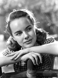 Terry Moore on a Checkered Top Portrait