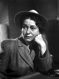 Thelma Ritter Leaning Chin On Hand in Classic