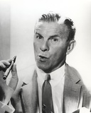 George Burns Smoking a Cigar in Tuxedo