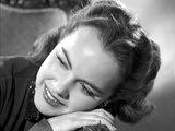 Terry Moore Portrait in Classic