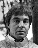 Derek Jacobi in Sweater Close Up Portrait