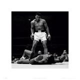 Muhammad Ali V's Liston
