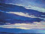Blue Skyscape II
