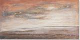Harbor Sky Peinture réalisée à la main