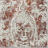 Golden Buddha Relief II