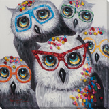 Bespectacled Owl Quintet