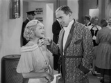 Al Jolson Hitting on the Woman in White Dress in a Classic Movie Scene
