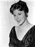 Ann Jackson Showing a Big Smile in a Classic Portrait