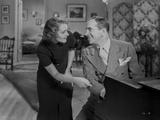 Al Jolson Playing the Piano for a Pretty Woman in a Classic Movie Scene