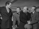 Citizen Kane Group Of People Talking in Classic Portrait