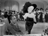 Al Jolson Got Hit by a Woman in a Party in a Classic Movie Scene