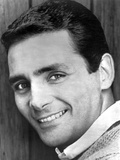 Hedison David Hedison in White Shirt With Black and White
