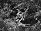 Johnny Weissmuller Killed a Man in a Classic Movie Scene