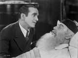 Al Jolson Talking to a Guy Admitted in the Hospital