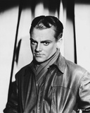 James Cagney wearing Leather Jacket Classic Portrait