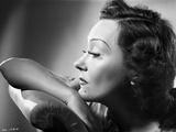 Gloria Swanson Projecting in Classic Portrait