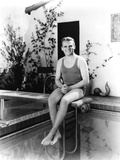 James Cagney sitting in Tank top Classic Portrait