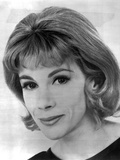 Joan Rivers Showing a Small Smile in a Close Up Portrait