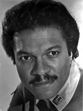Billy Williams Close Up Portrait with White Background