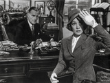 Witness For The Prosecution Man and Woman in Movie Scene