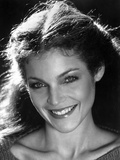Amy Irving Showing a Beautiful Smile in Portrait