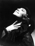Norma Shearer Looking Up in Classic with Bracelet