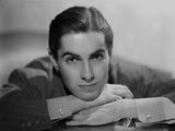 Tyrone Power 38 - Photograph Hollywood Print