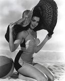 Ann Miller Posed in :lingerie Classic Portrait