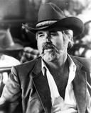 Kenny Rogers in Cowboy Outfit Close Up Portrait