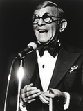 George Burns in Tuxedo with Eyeglasses Portrait