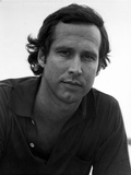 Chevy Chase in Black Shirt With White Background