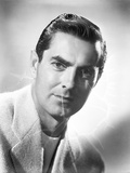 Tyrone Power 40 - Photograph Hollywood Print
