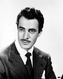 Gilbert Roland with Mustache in Tuxedo with Tie