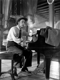 Hoagy Carmichael on Piano in Classic Portrait