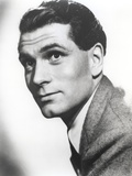Laurence Olivier Black and White Close Up Portrait
