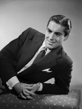 Tyrone Power 48 - Photograph Hollywood Print
