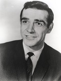 Sean Connery in Formal Outfit Black and White