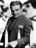 James Cagney Fighting Pose Topless Classic Portrait