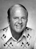 Dick Van Patten in White Coat With Black Shirt
